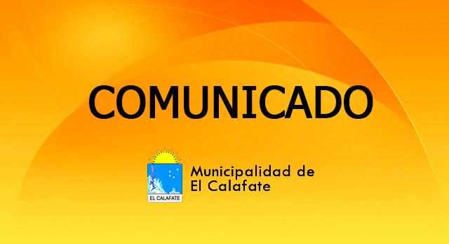 Comunicado – Secretaría De Gobierno